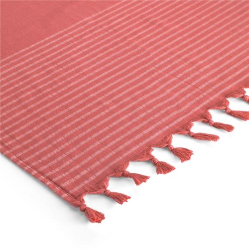 Byrklund Hamamdoek - Bath Basics - Koraal rood - 100x180 cm