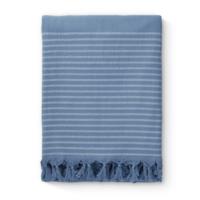 Hamamdoek - Bath Basics - Blauw - 100x180 cm