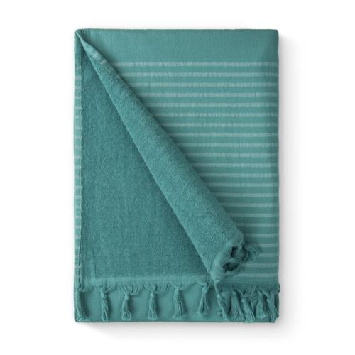 Byrklund Hamamdoek - Bath Basics - Groen - 100x180 cm