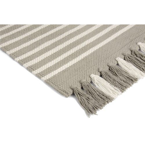 Walra Badmat - Stripes - Taupe