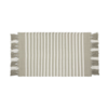Badmat - Stripes - Taupe