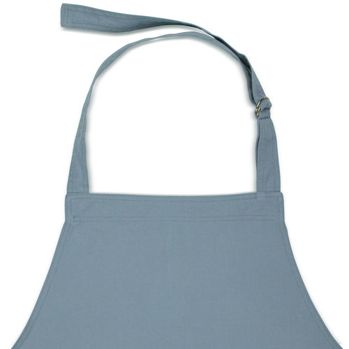 Walra Keukenschort - Jeans blauw