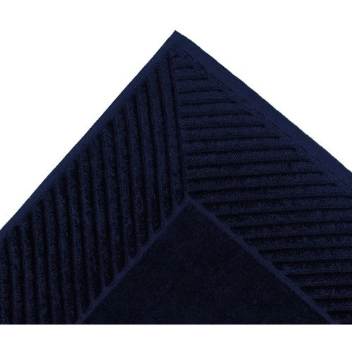 The One Towelling  Badmat  Ultra - Navy blauw