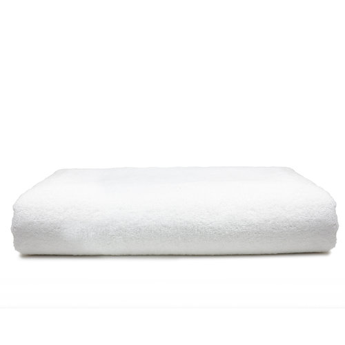 The One Towelling  Handdoek - Wit - 100x210 cm