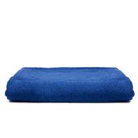Handdoek - Navy Blauw - 100x210 cm