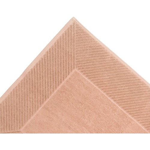 The One Towelling  Badmat  Ultra - Zalm roze