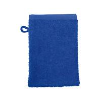 Washandje - Kobalt Blauw - 16x21 cm - Set van 10