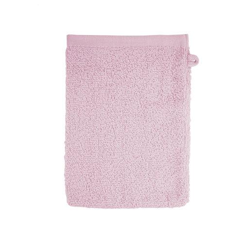 The One Towelling  Washandje - Licht Roze - 16x21 cm - Set van 10