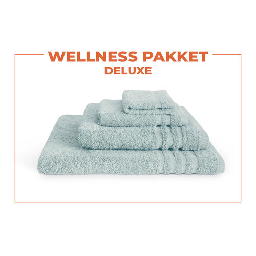 Byrklund Wellness pakket - Deluxe - Aqua