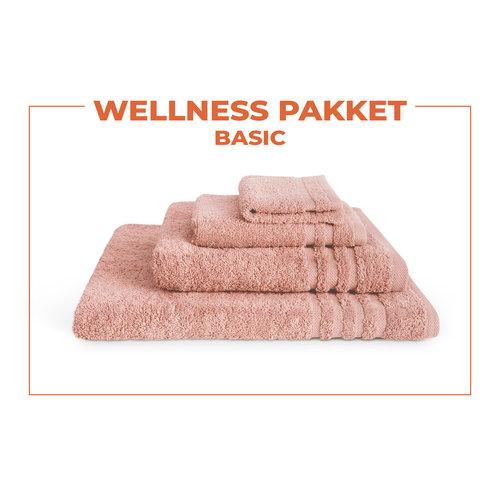 Byrklund Wellness pakket - Basic - Oud Roze