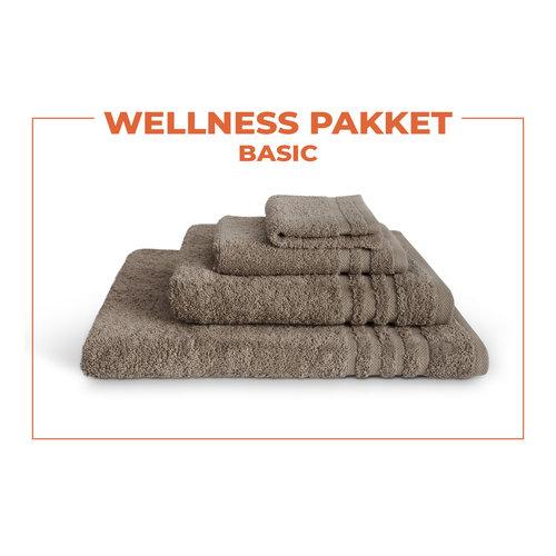 Byrklund Wellness pakket - Basic - Taupe