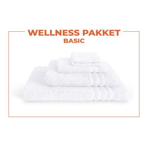 Byrklund Wellness pakket - Basic - Wit