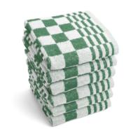Keukendoek - Groen - Set van 6