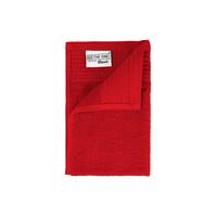 Gastendoekje - Rood - 30x50 cm