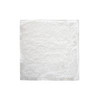 Gastendoekje - Wit - 30x30 cm