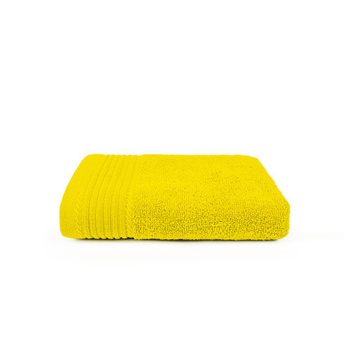 The One Towelling  Handdoek - Geel - 50x100 cm