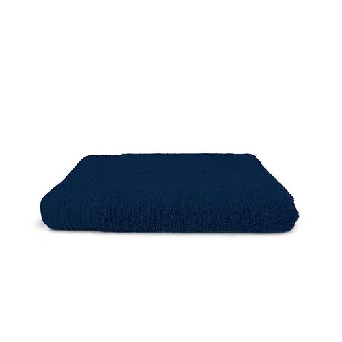 The One Towelling  Badlaken - Navy blauw - 70x140 cm - Set van 5