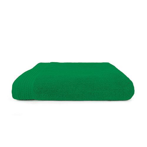 The One Towelling  Douchelaken  - Groen - 100x180 cm