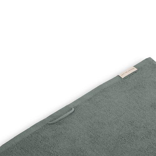Walra Walra Handdoek - Leger Groen - 50x100 cm