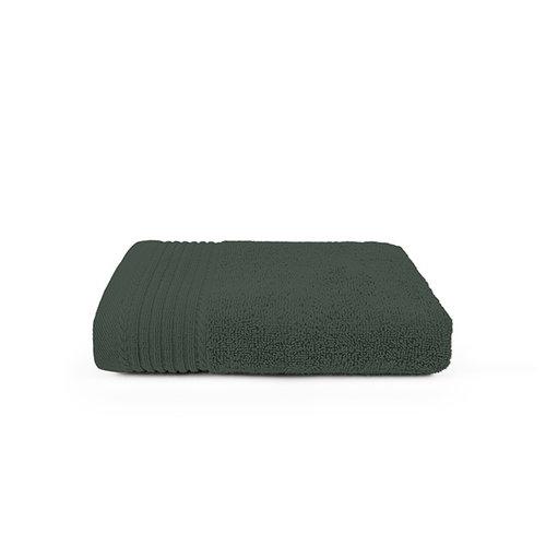 The One Towelling  Handdoek - Antraciet - 50x100 cm - Set van 10