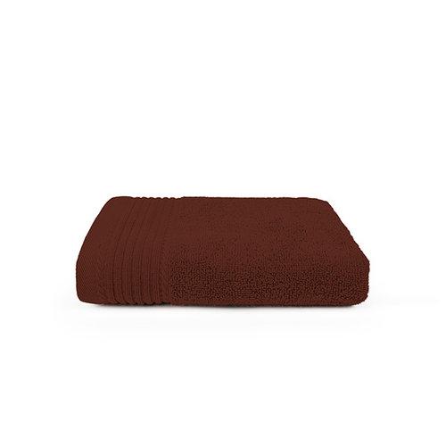 The One Towelling  Handdoek - Bruin - 50x100 cm -Set van 10