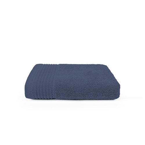 The One Towelling  Handdoek - Denim - 50x100 cm - Set van 10