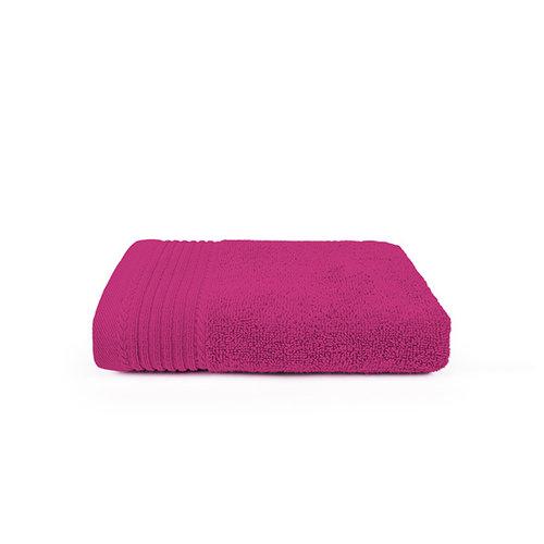 The One Towelling  Handdoek - Magenta - 50x100 cm - Set van 10