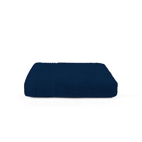 The One Towelling  Handdoek - Navy blauw - 50x100 cm - Set van 5