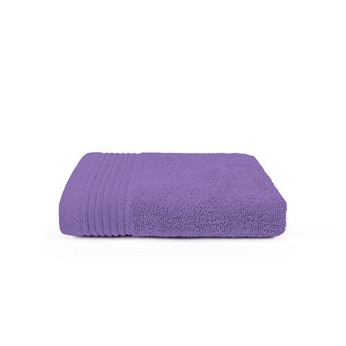 The One Towelling  Handdoek - Paars - 50x100 cm