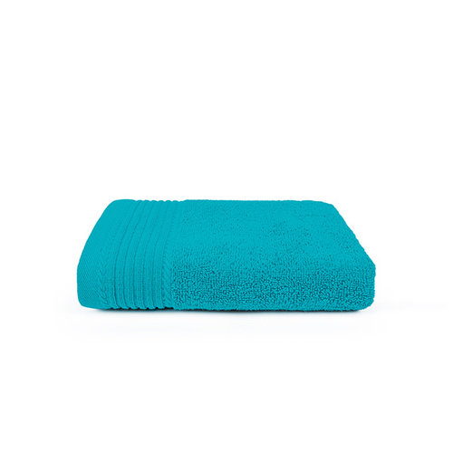 The One Towelling  Handdoek - Turquoise - 50x100 cm