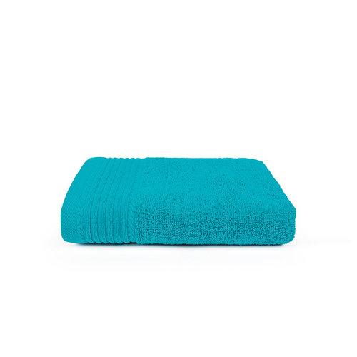 The One Towelling  Handdoek - Turquoise - 50x100 cm - Set van 10
