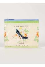 Blue Q Small purse Shoe Money