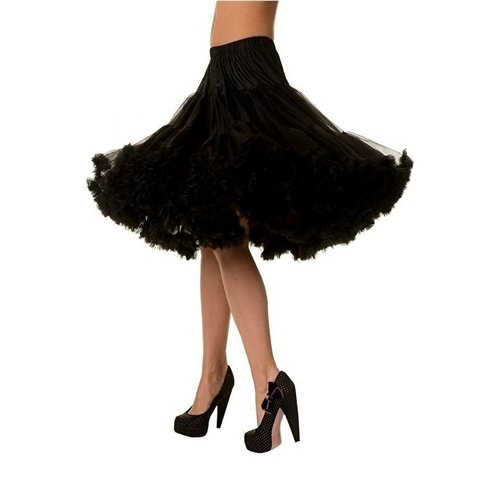 "Banned Banned Petticoat 26"" black"