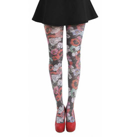 Pamela Mann Poppy Printed tights