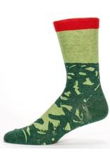 Blue Q Blue Q mens Dad joke socks
