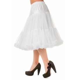 "Banned Banned Petticoat 26"" white"