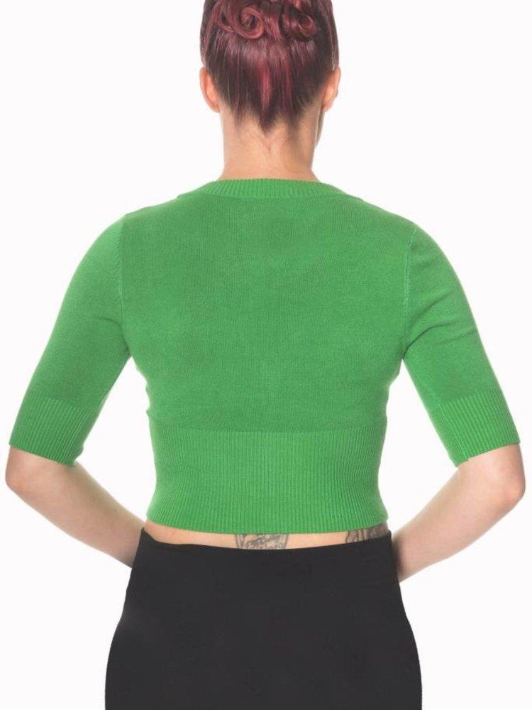 Banned Green cardigan