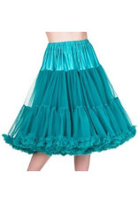 """Banned Banned Petticoat 27"""" emerald"""