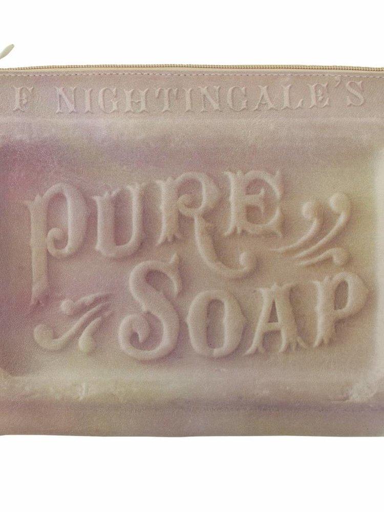 Disaster Apothecary soap wash bag