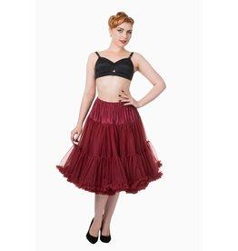 "Banned Banned Petticoat 27"" Bordeaux"