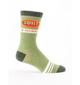 Blue Q Adult in training socks