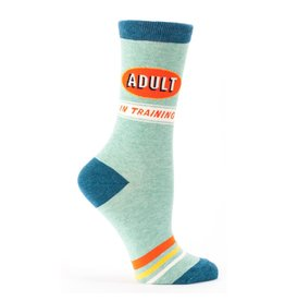 Blue Q Adult in training - womens socks