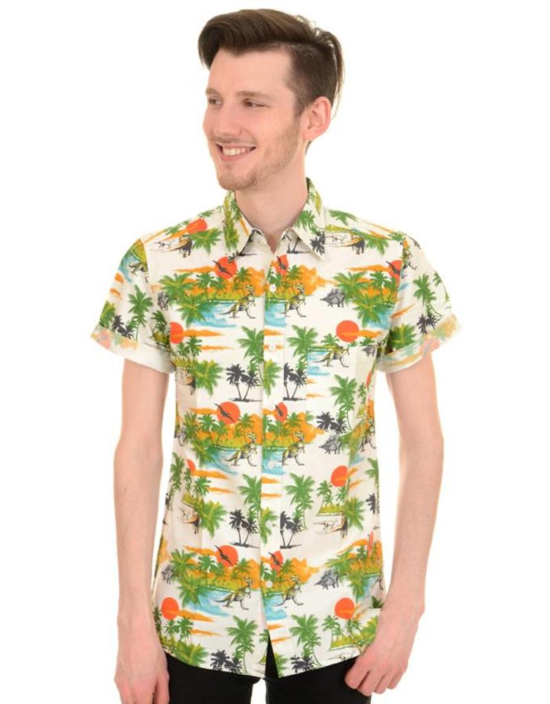 Run & Fly Dino Hawaii-shirt