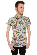 Run & Fly Dino shirt short sleeves