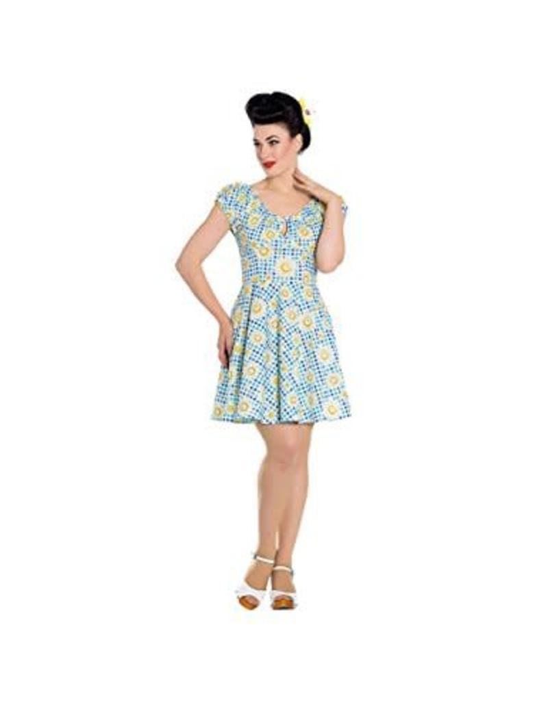 Hell Bunny Sunshine mini dress