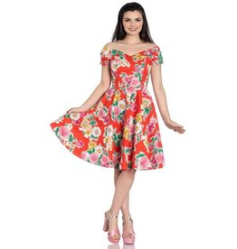 Hell Bunny Marguerita dress