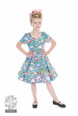 Hearts & Roses Pretty Flamingo dress