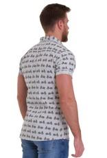 Run & Fly Vintage Bike shirt short sleeves