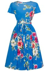Lady V Lyra Dress - Summer Blue