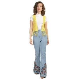 Bright & Beautiful Donna Folk Jeans